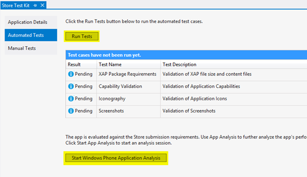 Wolfgang Ziegler - Windows Phone App Submission - Signing Failed