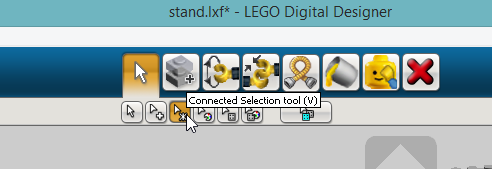 CONNECTED SELECTION-2015-03-17 20_10_29-stand.lxf_ - LEGO Digital Designer