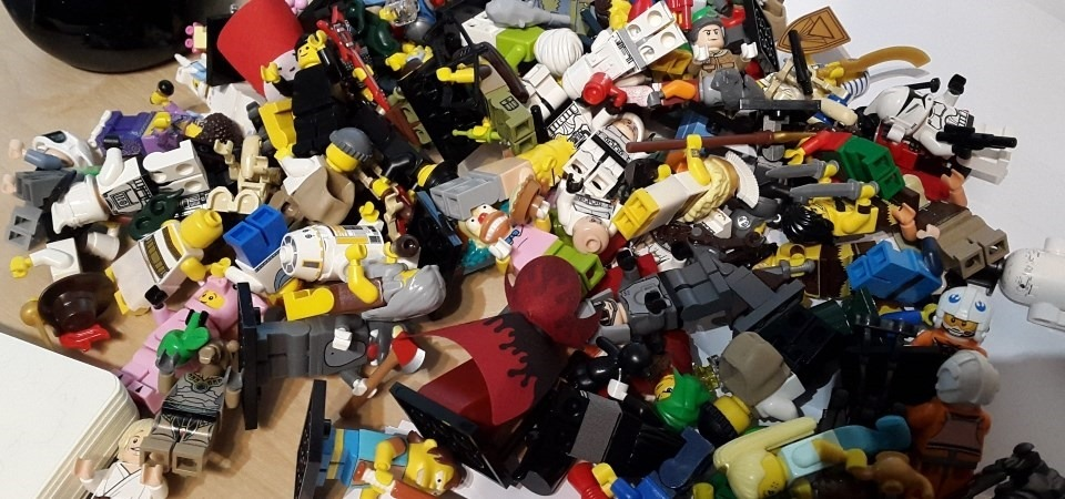 Minifigures Situation