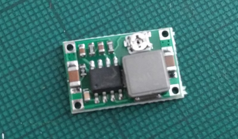 Yet another voltage regulator