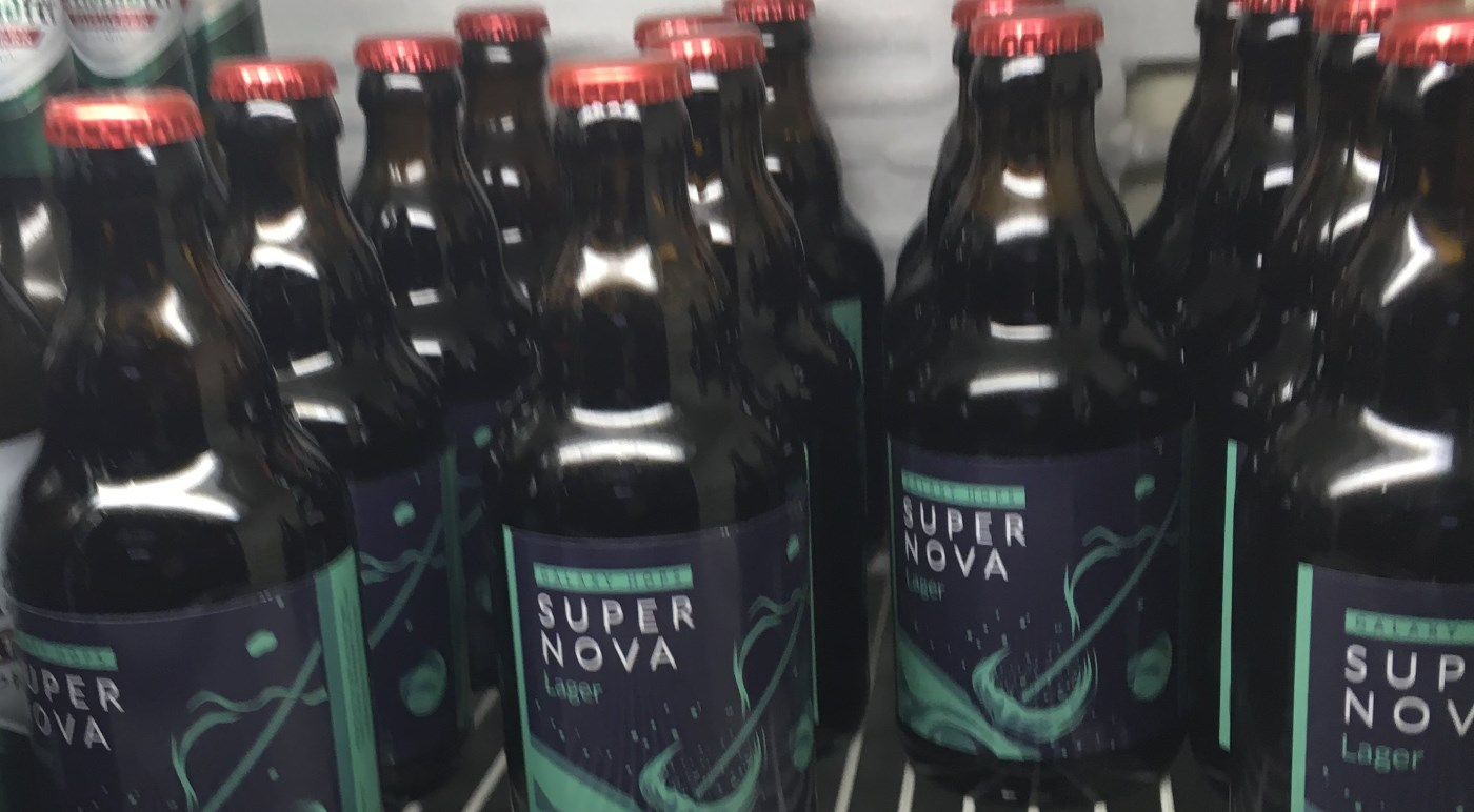 DevOne Super Nova Beer