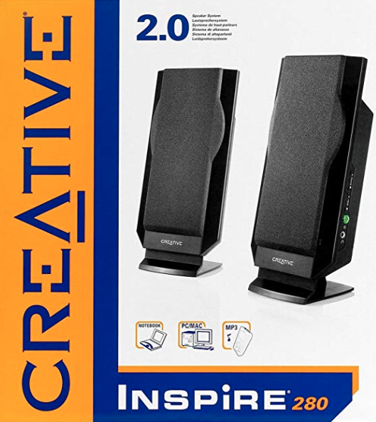 Creative Inspire 280 PC Speakers