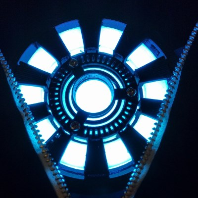 Arc Reactor v2 - featured image